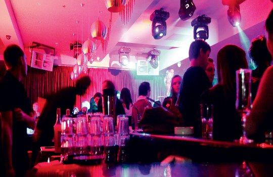 Geometriaru - суббота в клубе face