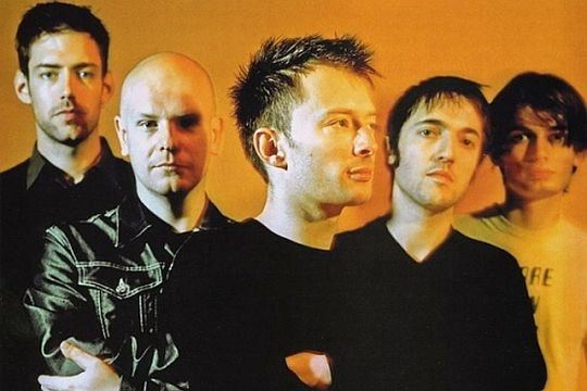 Radiohead photo 7018