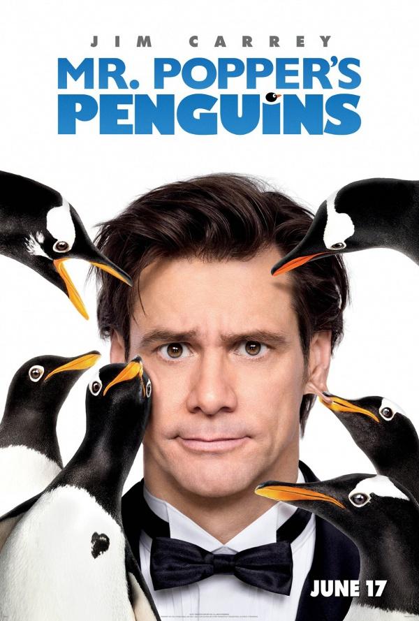 пингвины мистера поппера описание