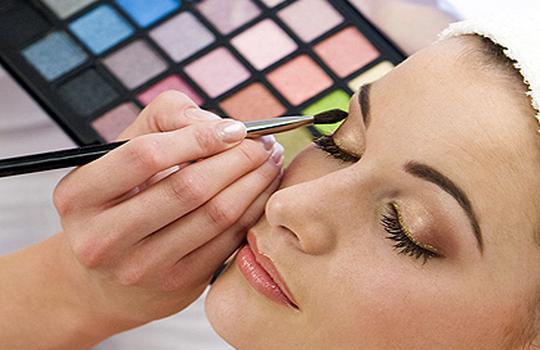 Профессиональный макияж мастер класс фото