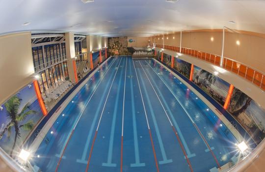 Фитнес с бассейном перово новогиреево