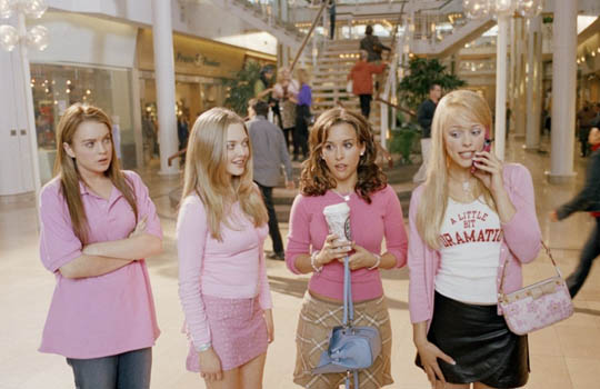 the movie mean girls viewed from a psychological perspective Is for mean girls syndrome whispering stereotypes & gender roles is for mean girls there is one such movie that brings a name to a new theory– mean.