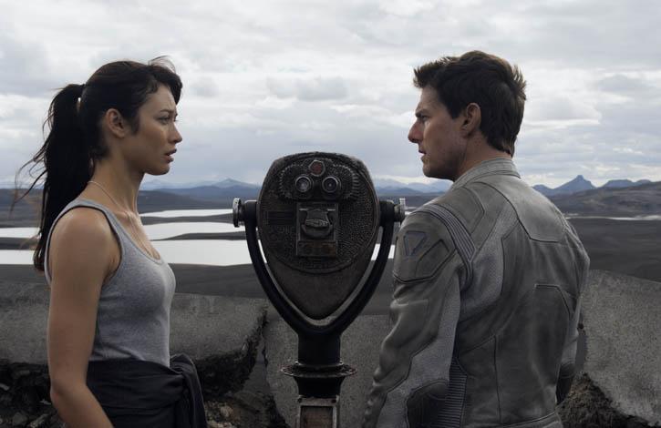 Oblivion (2013 film) - Wikipedia