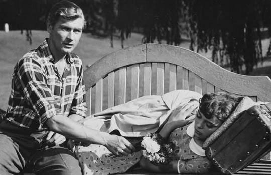 Ева хочет спать 1957  кинопоиск