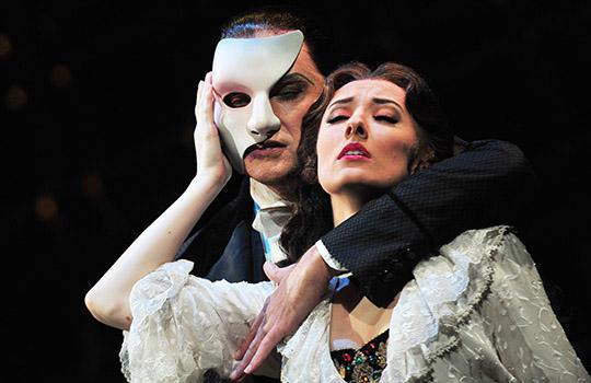 Мюзикл «Призрак оперы» поставят в Москве