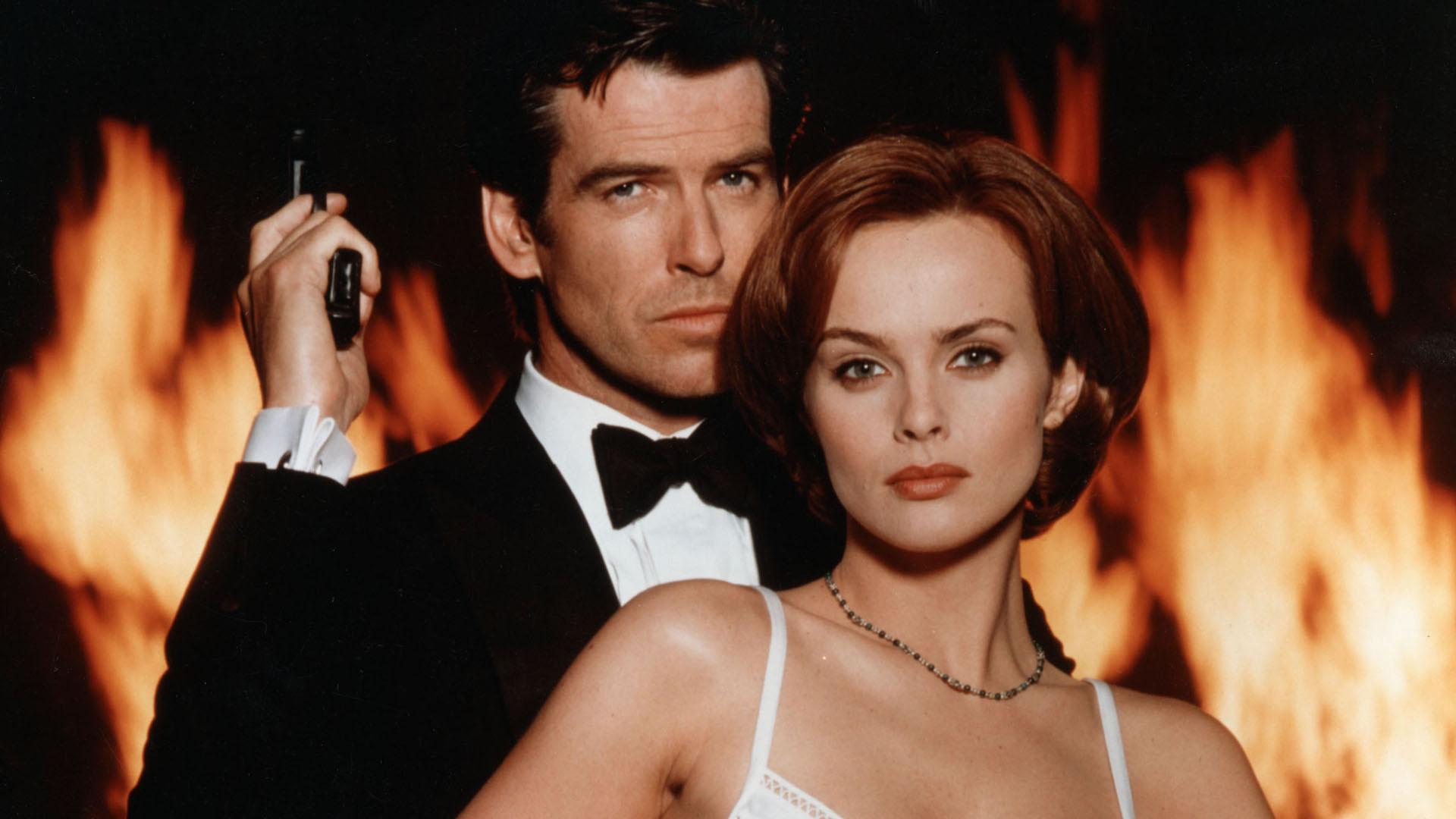 Все девушки агента 007 фото