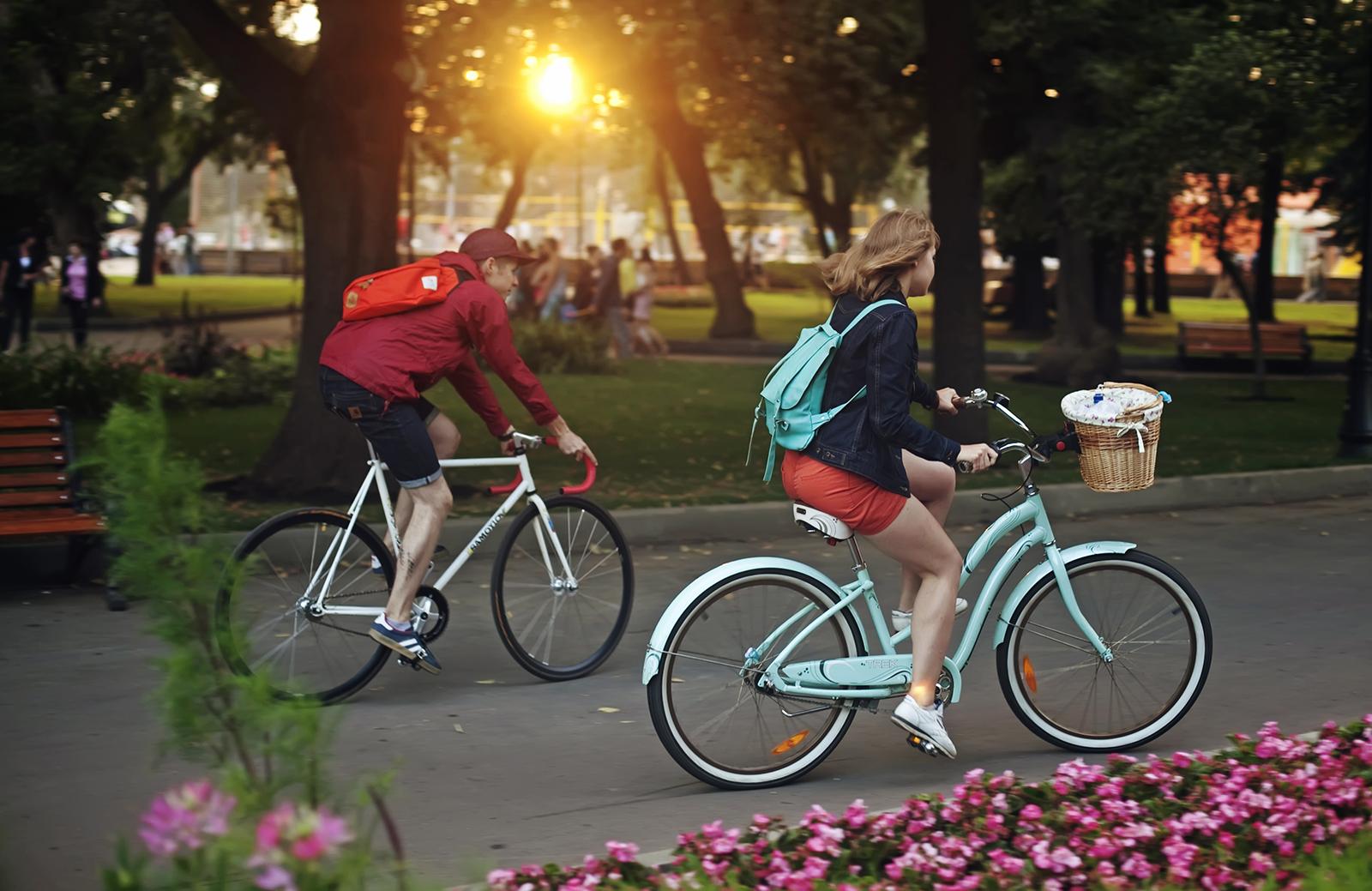 Онлайн Велосипед Игры на двоих бесплатно