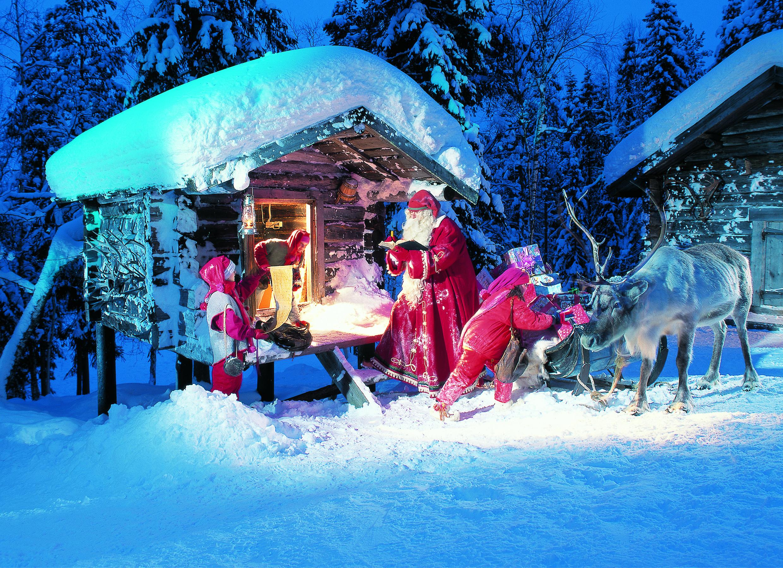 Туры в финляндию на новый год из санкт петербурга