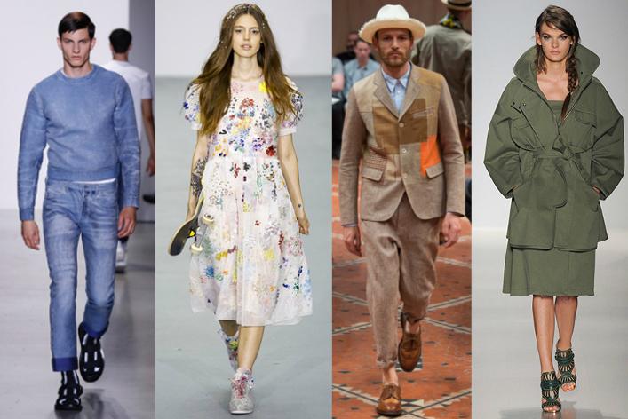Как мы будем одеваться весной | Мода и Красота | Time Out