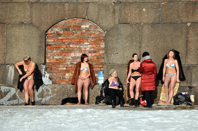 фото нудистов санкт петербург