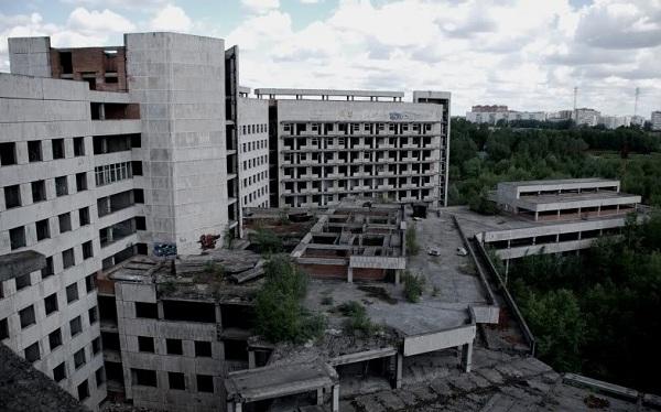Детская травматологическая больница на тушинской