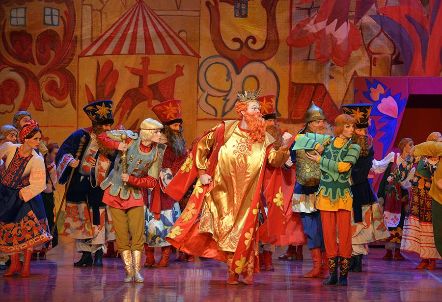 Большие юбилейные гастроли Театра Наталии Сац продолжаются Time Out