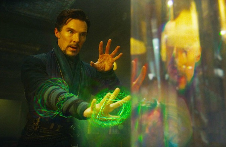 a review of doctor strange a movie by scott derrickson Director scott derrickson he promised ' doctor strange ' would be film--the amazing performance by tilda swinton as doctor's strange's eventual spiritual.