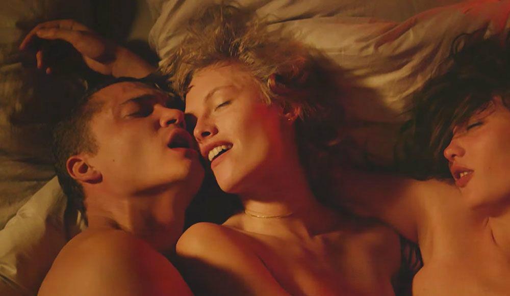 Топ 10 самых сексуальных сцен в фильмах