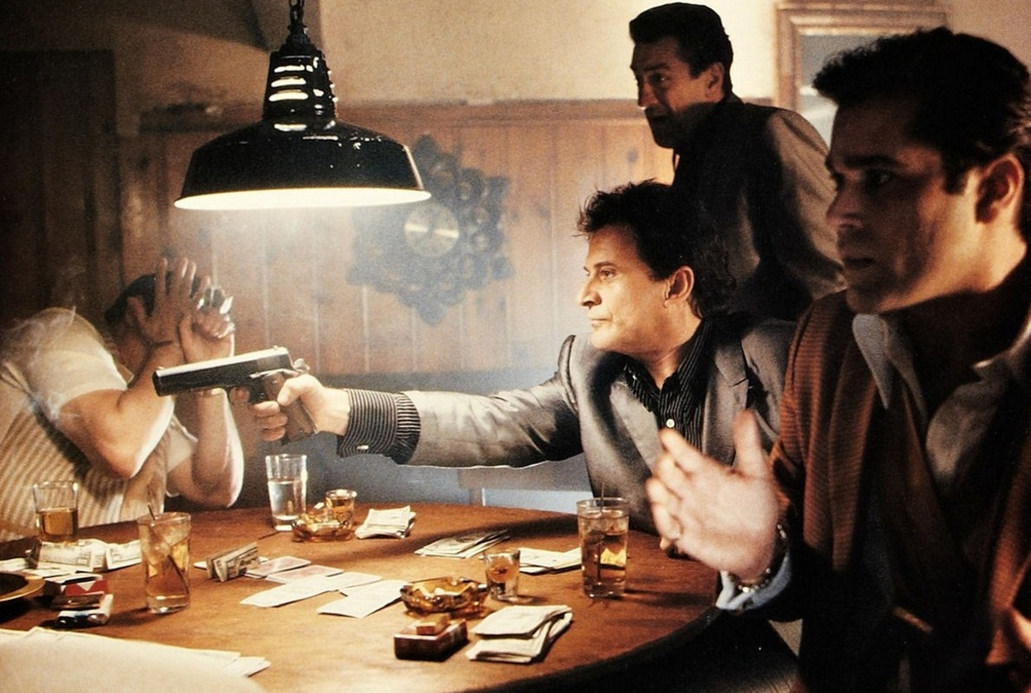 a review on the film goodfellas about organized crime directed by martin scorsese in 1990