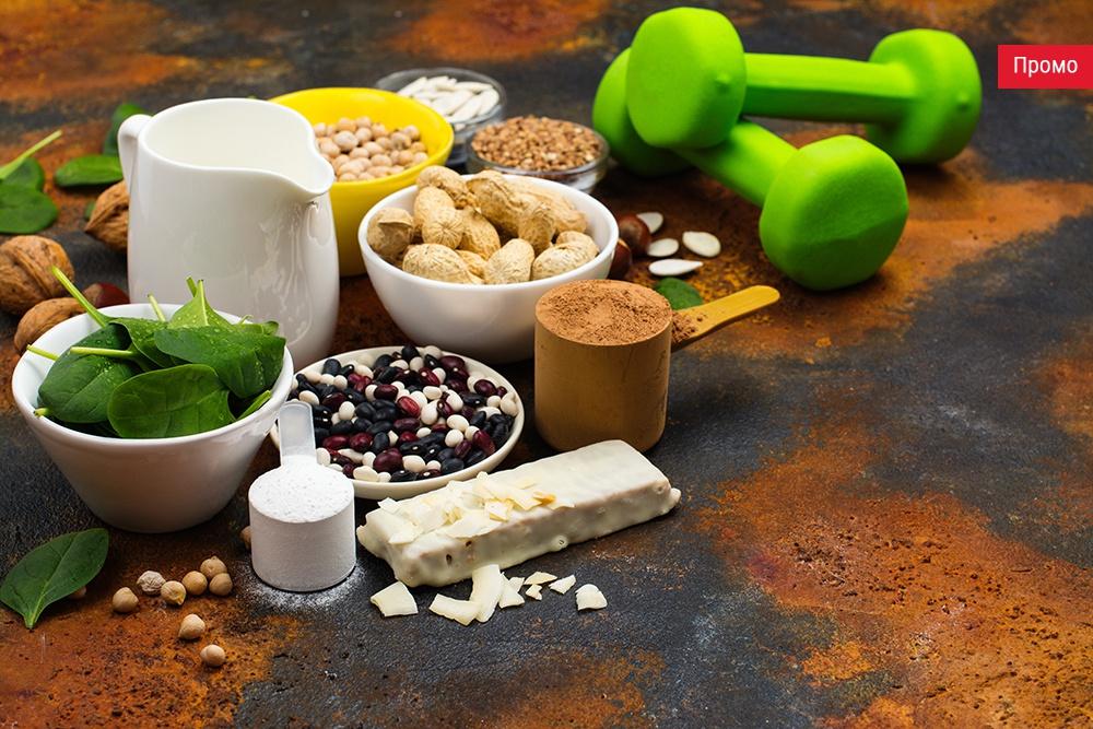 диетолог спортивное питание