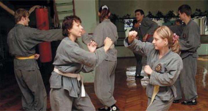 Школа боевой йоги Дхарма Марга