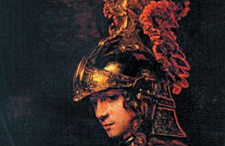 "Рембрандт. ""Афина Паллада"" из собрания Музея Галуста Гюльбенкяна (Лиссабон)"