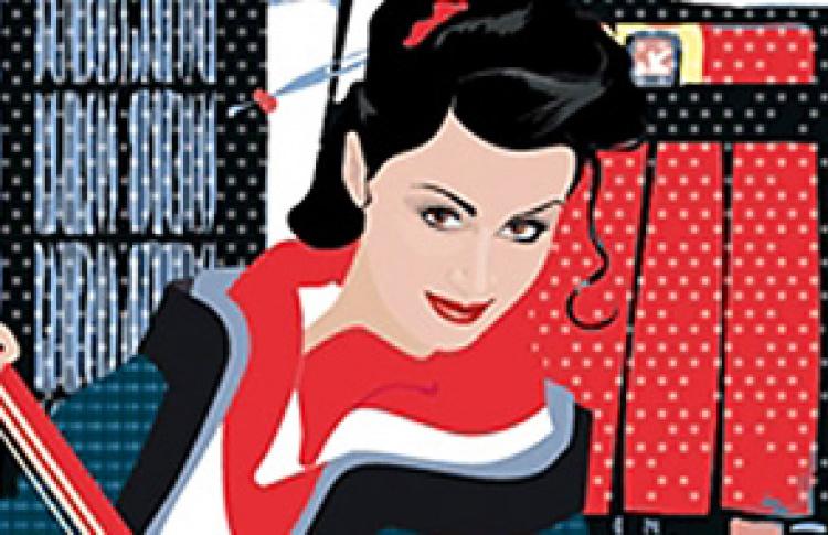Выставка-продажа графики Елены Репкиной