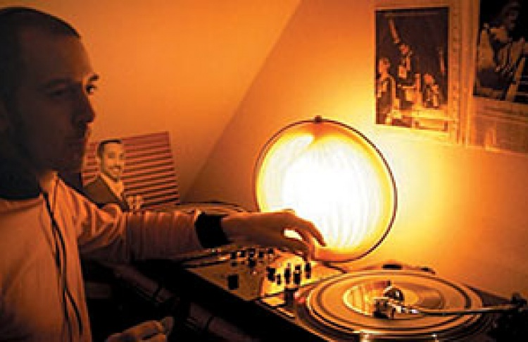 DJ Tobias Kirmayer