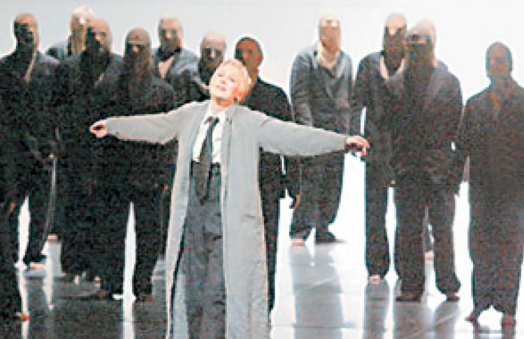 Ангела Деноке и Оркестр Большого театра