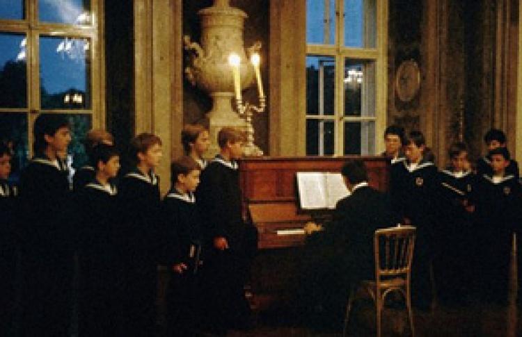 Венский хор мальчиков (Австрия).