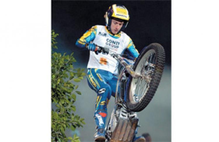 6-й этап чемпионата мира по мототриалу