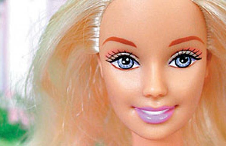 Моя прекрасная Barbie