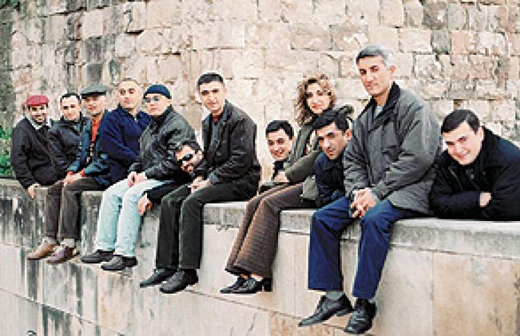 The Armenian Navy Band