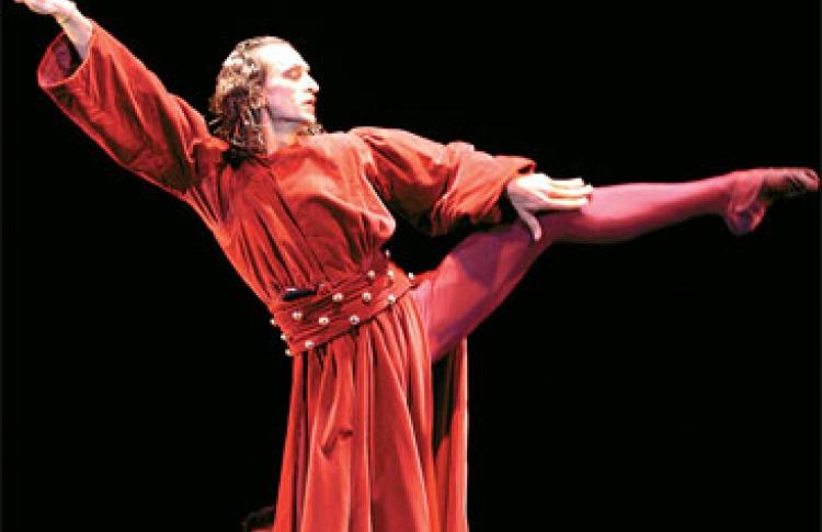 Вечер балета. Фарух Рузиматов