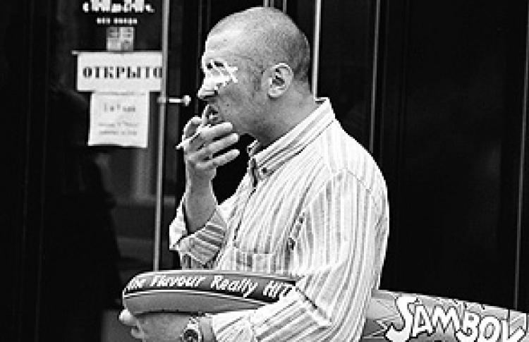 """Алик Якубович """"Пацаны"""""""
