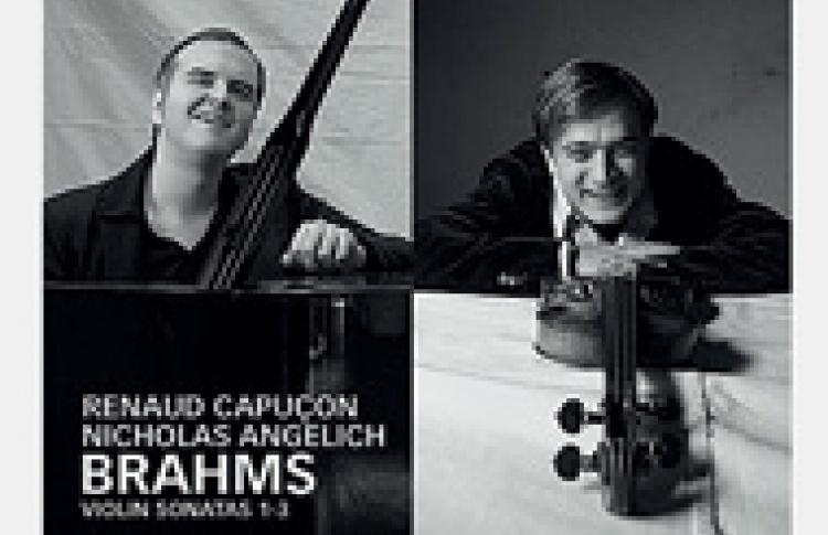 Brahms. Violin Sonatas.