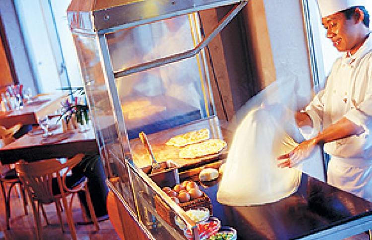 Фестиваль сингапурской кухни