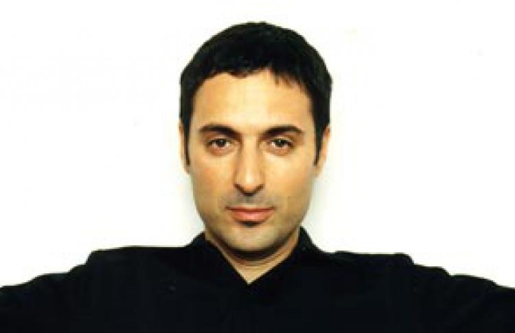 DJ Alex Attias aka Mustang (Швейцария)