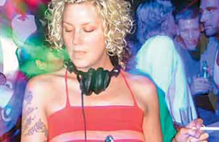 DJ Heidi (Канада-Великобритания)