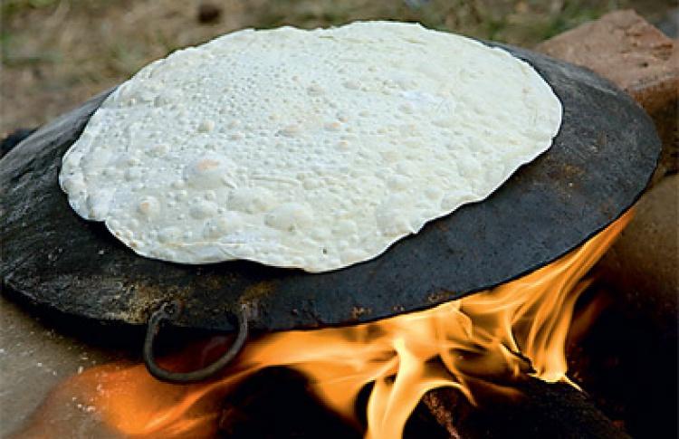 Накухне соСталиком: готовим лаваш