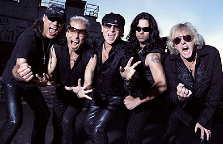 Scorpions + Alice Cooper + The Rasmus + Kingdom Come