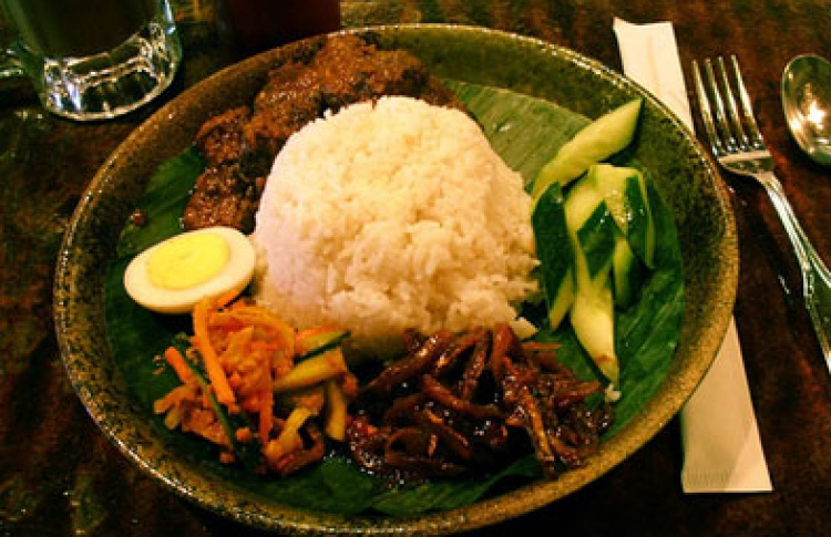 Дни малазийской кухни в China Club