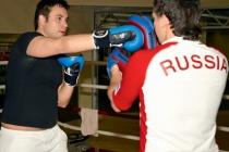 Школа бокса Кости Цзю