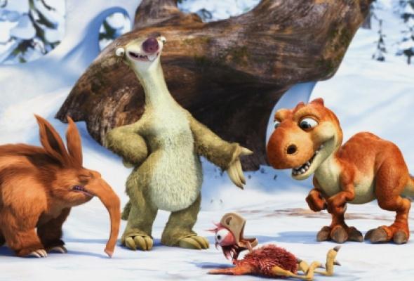 Ледниковый период 3: Эра динозавров - Фото №7