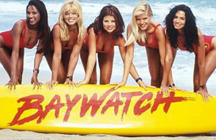People's Choice: Baywatch. DJs Dmitriy, Djef