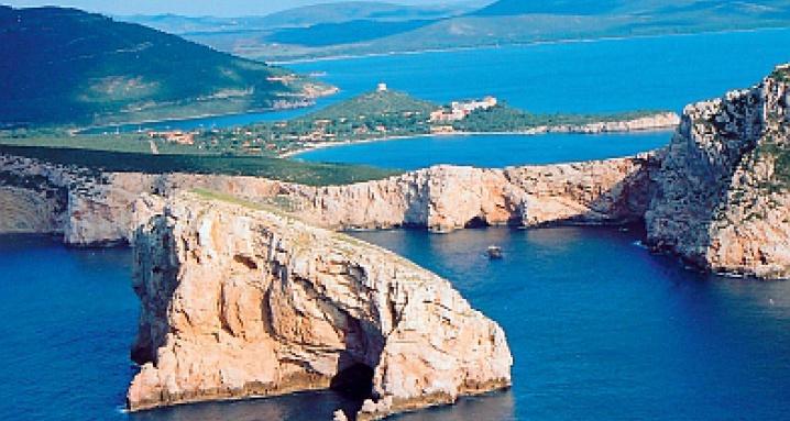 Остров везения Сардиния