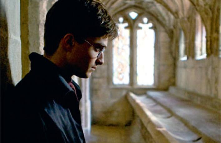 Событие: фильм «Гарри Поттер иПринц-полукровка»