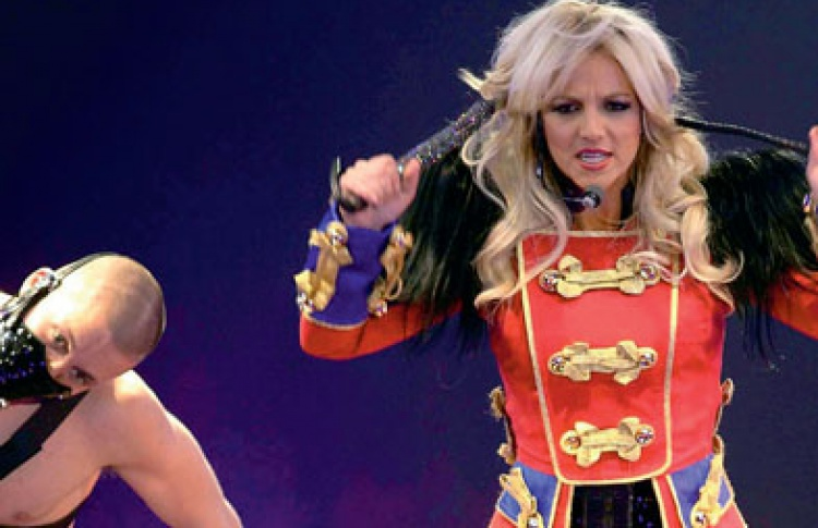 Britney Spears (США), шоу The Circus Starring: Britney Spears