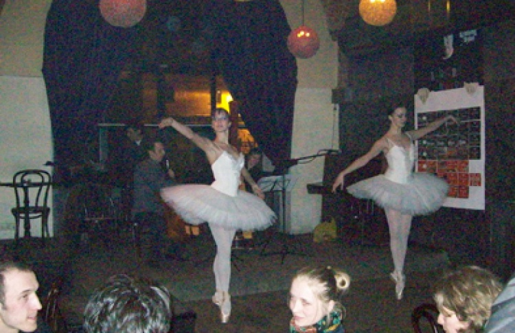 Achtung Home Concert. Классическая музыка и балет (live)
