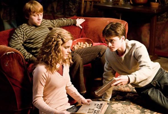 Гарри Поттер и Принц-полукровка - Фото №1