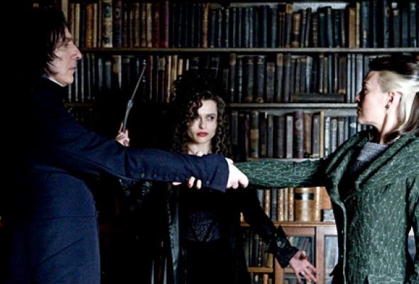 Гарри Поттер и Принц-полукровка - Фото №8