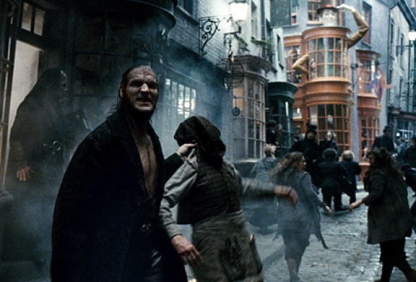 Гарри Поттер и Принц-полукровка - Фото №11