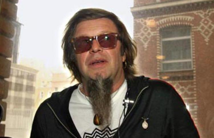 Квартирник с Борисом Гребенщиковым