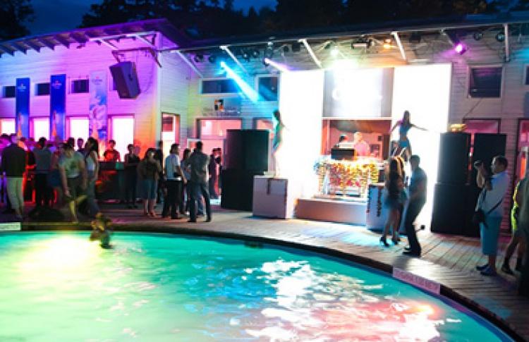 Вечеринка Geometria.ru - мир красивых людей. DJs Саша Гео, Tito, Djef